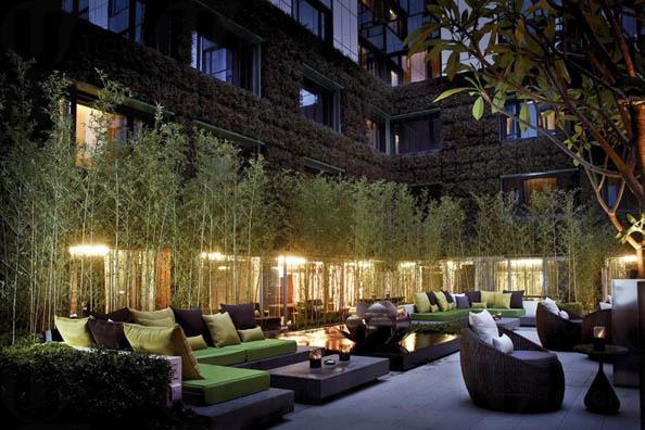 美麗華酒店 The Mira (相片來源:網上圖片)