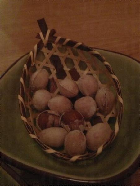 鹽燒銀杏(相片來源:網上圖片)