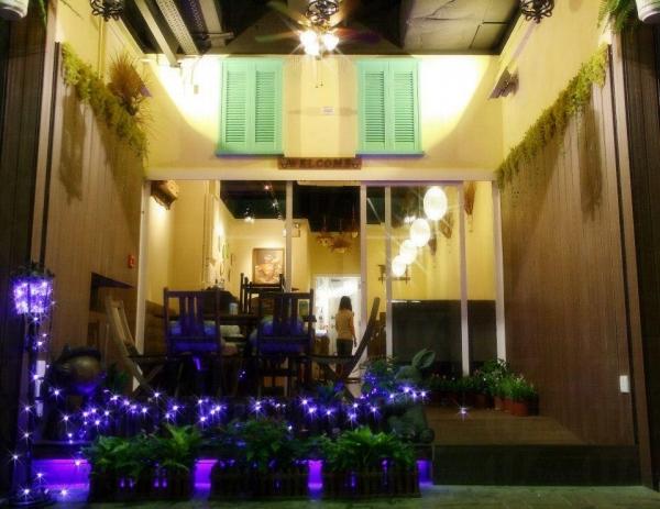 因信餐廳-小型英式花園
