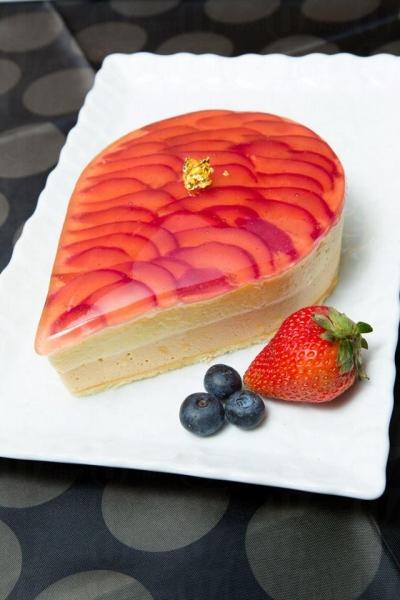 Karl'z Cake Design 紅酒梨水滴蛋糕