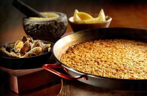 Quemo 所選用的食材,全部來自世界聞名的巴塞隆納市場Mercat de la Boqueria,保證吃到地道路西班牙風味 (網上圖片)
