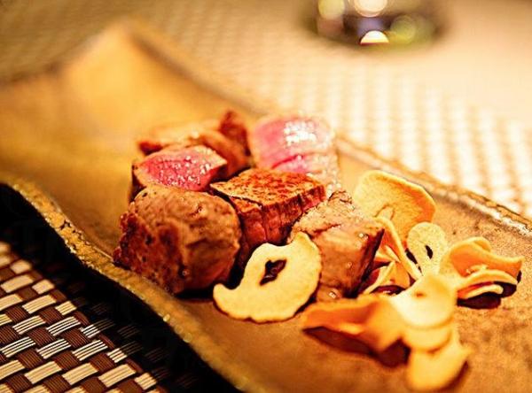 鐵板燒·鑄 i m teppanyaki & wine 和牛西冷