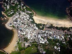 石澳海灘 (漁農署圖片)
