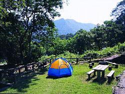 營地(漁農署圖片)