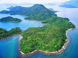 橋咀島(漁農署圖片)