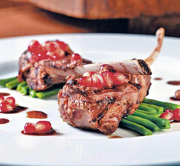 Grilled Lamb Chops $298