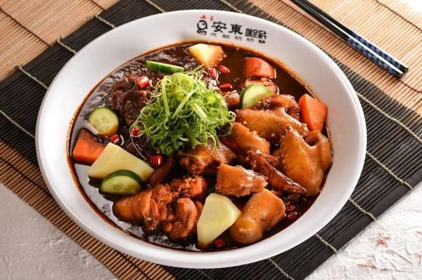 辛安東元祖奶奶雞(加大份量夠6人食用)