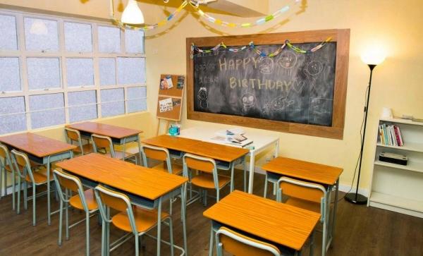 Comma Party 課室主題房