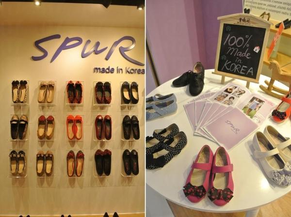 Spur Shoes