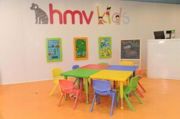 各式藝術課程適合1 - 12 歲的小朋友參加
