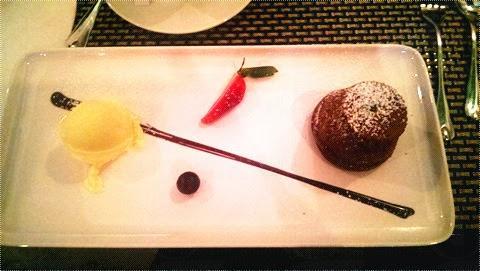 飯後甜品心太軟配雪糕 (U Travel Blogger CK仔 攝)