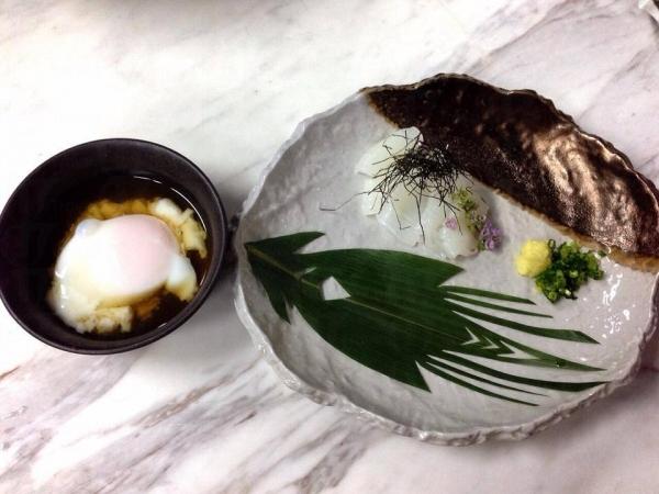「鮨津樂」的廚師班底來頭甚猛,食物水準有保證