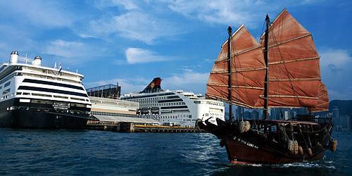 「鴨靈號」保存了中式帆船的經典外貌