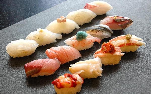 食材每日從日本不同地區直送,款款時令