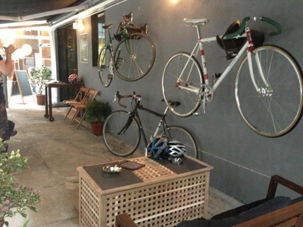 Cycle Cafe Concept 是港島單車發燒友的好去處。