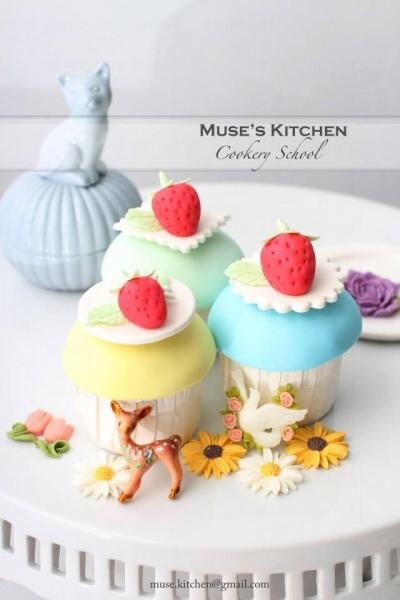 Cupcake 賣相同樣精緻可愛