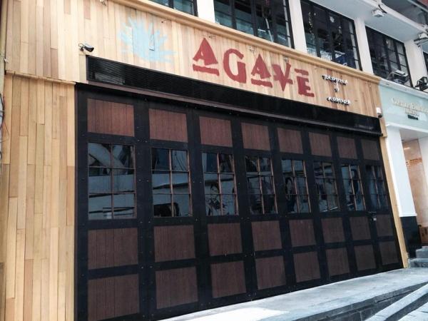 AGAVE 近日再度回歸蘭桂坊。