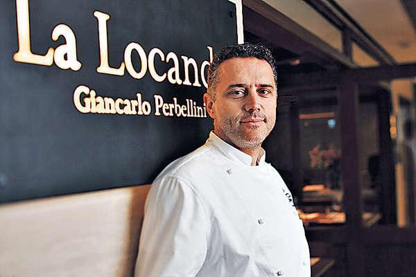 餐廳掌舵人Giancarlo Perbellini,是米芝蓮二星名廚。