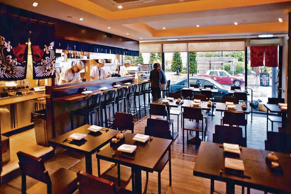 店舖刻意裝修得像家西餐廳,原來是希望令客人有耳目一新的感覺。