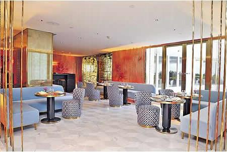 Cafe 空間不算大,但又不設訂位服務,所以想 Hea 法式經典下午茶,要趁早了。