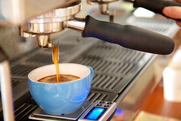 香濃的咖啡