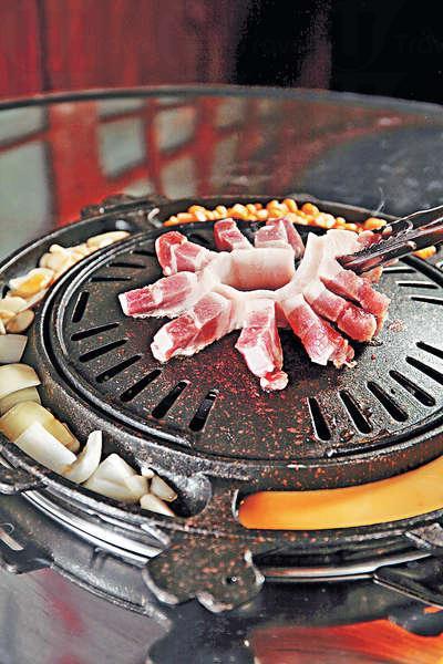 生五花腩肉 $110/150g
