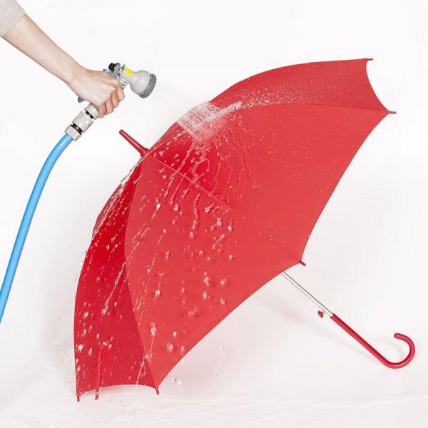 1秒揈甩水珠雨伞!极速乾放入袋