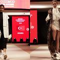 貓仔亂入fashion騷 客串做模特兒示範正宗catwalk