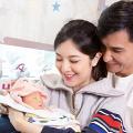 陳展鵬單文柔正式成為新手父母 囡囡出世取英文名Quinta