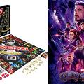 【復仇者聯盟4】大富翁推復仇者聯盟版 Marvel英雄棋子/棋盤!香港都買到