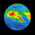 亞馬遜熱帶雨林大火引空氣污染問題 NASA發現巴西一氧化碳擴散至全球