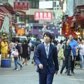 【大叔的愛:LOVE or DEAD】香港鵝頸橋街市取景  部長IG晒男友視角春田田街拍