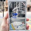 Google Maps推實景導航教你搵路 路痴福音!簡單步驟iPhone/Android都用到