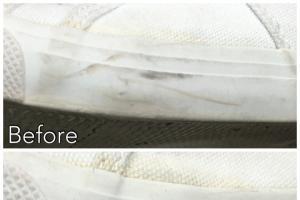 白鞋清潔3大方法 雨天前要學識洗