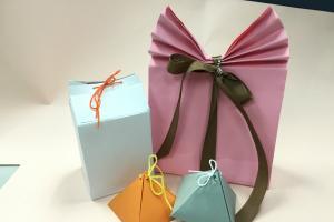 未拆禮物先驚喜!DIY 3大有心思禮物包裝