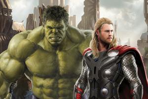 短髮Thor力鬥洛基、Hulk!《雷神奇俠3:神域末日》預告曝光