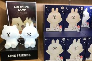 熊大CONY「HUG ME」迷你燈 香港正式發售
