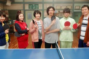 超期待愛情情節!新垣結衣x瑛太乒乓球電影《MIX。》