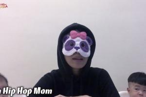 台灣超強「HipHop娘」Rap盡全職媽媽湊B日常