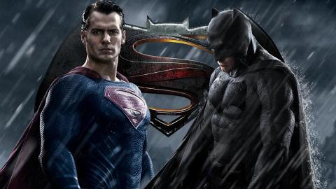 蝙蝠俠同超人隻抽? 新片Trailer出爐