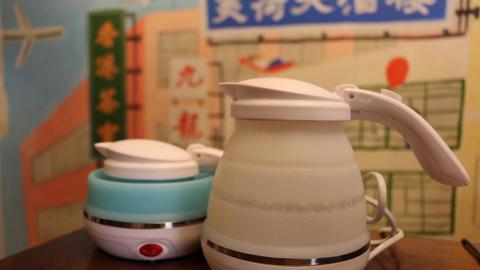 日本摺得電熱水煲 香港都有得買