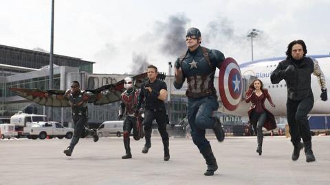 《美國隊長3》《屍殺列車》撼贏《寒戰2》 稱霸2016香港票房