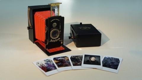 $300平玩即影即有 環保復古相機眾籌中