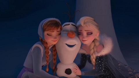 雪人仔Olaf擔正做主角 Frozen外傳今個冬天有得睇