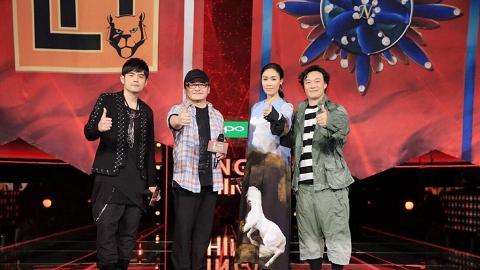 《中國新歌聲》第二季開播!陳奕迅加盟做導師