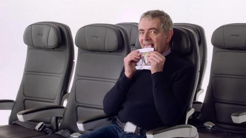應該係你最專心睇嘅飛行安全片!大明星搞笑拍英航安全示範