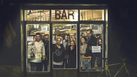 西班牙密室懸疑新戲《The Bar》離奇兇案8個人誰是兇手