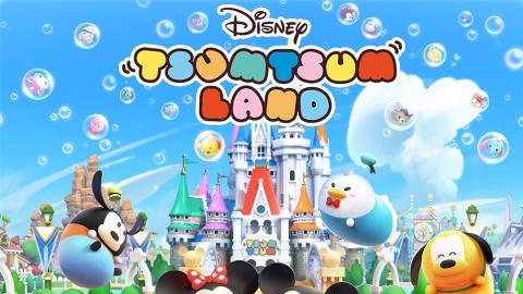 迪士尼新手機遊戲Tsum Tsum Land 以全新玩法登場