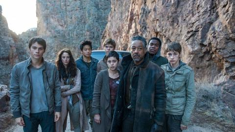 戴倫奧拜恩克服意外傷患 《移動迷宮》結局18年一月上映