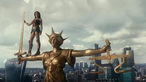 6大DC超級英雄現身 《正義聯盟》神奇女俠繼續搶鏡